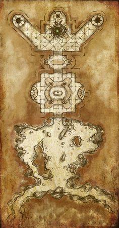 BG-Temple Souterrain copie by gogots on DeviantArt