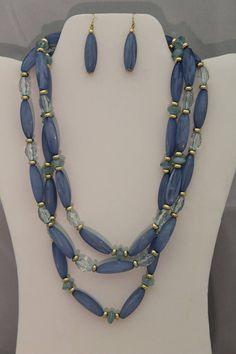 How To Make Necklaces, Girls Necklaces, Jewelry Necklaces, Beaded Bracelets, Beaded Jewelry Patterns, Diy Necklace, Gemstone Jewelry, Creations, Fine Jewelry