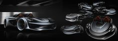 Porsche 911 Vision EXQUISITE - Master Thesis on Behance