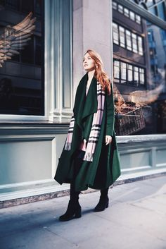 www.fashionartista.com How to wear the Waterfall Coat Trend this Fall feat. Dezzal, Finery and Office