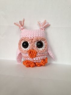 Items similar to Tiny Little Owl on Etsy Little Owl, My Etsy Shop, Crochet Hats, Knitting Hats