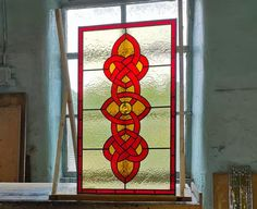 Stained glass windows   Light Leaded Designs   Rossendale Victorian Stained Glass Panels, Modern Stained Glass, Stained Glass Door, Selling Crafts Online, Craft Online, Window Maker, Acrylic Art, Glass Design, Art Nouveau