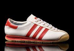 adidas Vienna (Made in Yugoslavia) Adidas Retro, Vintage Adidas, Nike Converse, Adidas Shoes, Adidas Classic Shoes, Casual Wear For Men, Casual Jeans, Baskets, Sergio Tacchini