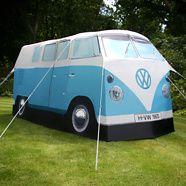 Sweet tent!