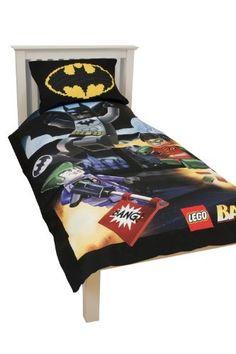 Lego Batman Duvet Set Bang