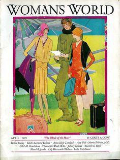 Woman's World April 1929