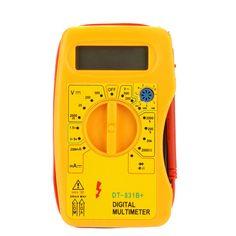 DT-831B+ Digital Multimeter DMM Voltmeter Ammeter Ohmmeter Tester Megohmmeter