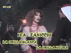IVA ZANICCHI LA ORILLA BLANCA, LA ORILLA NEGRA (CANTA EN ESPAÑOL).mpg