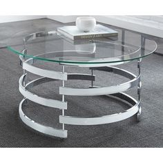 Shop for Tisbury Round Coffee Table by Greyson Living. Get free shipping at Overstock.com - Your Online Furniture Outlet Store! Get 5% in rewards with Club O! - 17703260