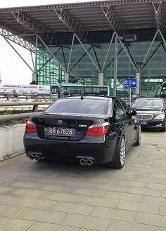 V10 BMW M5 (Hong Kong)