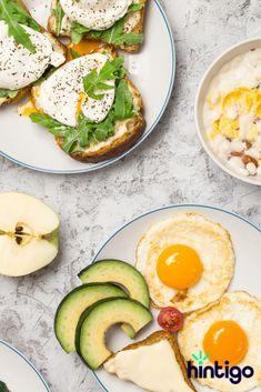 Chcesz w nowym roku zadbać o zgrabną sylwetkę? Z nami skutecznie zmienisz swoje nawyki żywieniowe i już nigdy nie wrócisz do starych przyzwyczajeń! #habits #eatinghabits #goodhabits #diet #healthy #wellbeing #tip #tips #idea #ideas Avocado Toast, Breakfast, Food, Morning Coffee, Meal, Essen, Hoods, Meals, Morning Breakfast