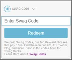 #SwagBucks New #SwagCode #1 has been released. Please visit http://gplus.to/ezswag to get the current active SwagBucks Swag Code. Expires Friday 28 August 2015 12:00 P.M. PDT and 8:00 P.M. BST. Thank you. #ezswag #Canada #CA #Ireland #IE #UnitedKingdom #UK #UnitedStates #USA