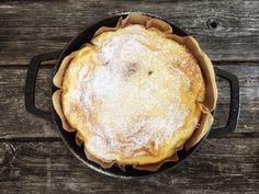 Schneller Cheesecake lecker, low carb und fettarm, aus wenigen Zutaten einfach zubereitet. Durch die Pflaumenmarmelade bekommt er einen besonderen Kick.