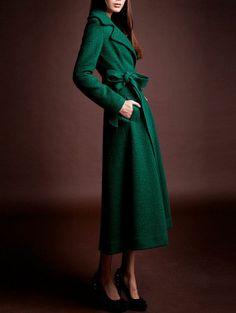 Women's Aline Wool Coat
