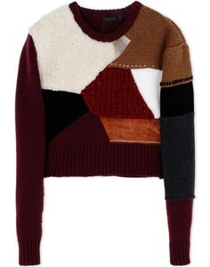 Calvin Klein Collection Long Sleeve Sweater, $1,230; thecorner.com