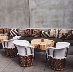 The Ace - African accessories and chairs