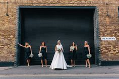 Shoreditch Studios, Sophie & Steve's wedding. Photo Credit: Heather Shuker. #WarehouseWeddings #Shoreditch #London