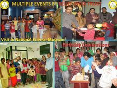 Birthday-events at #relief_india_trust