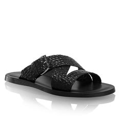 Mule Sandals, Slide Sandals, Leather Sandals, Patent Leather, Russell & Bromley, Baby Shoe Sizes, Tailored Shorts, Childrens Shoes, Belt Buckles