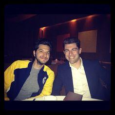 Ben Schwartz and Max Greenfield #jean-ralphio #schmidt