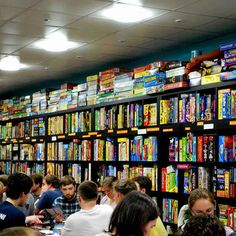 This is Thirsty Meeples in Oxford. It's a board game café with over 1,800 games.