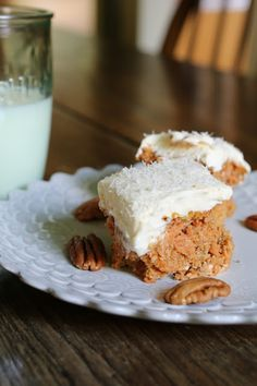 The Can-Do Candida Diet: Candida Diet Carrot Cake with Cream Cheese Icing