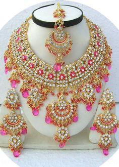 Traditional Bridal Jewellery Designs for Wedding