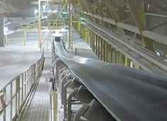 The world's largest Manufacturer, Exporter, Supplier of Conveyor belt, Heavy Duty Conveyor belt, Fire Resistant Conveyor Belt India Private Ltd. manufactures conveyor belts in India.