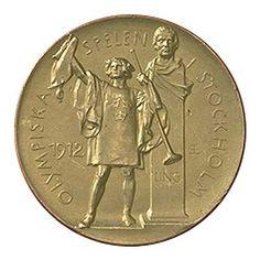 1912 Stockholm games