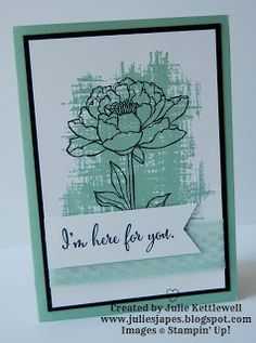 Stampin' Up! UK Order Online 24/7 - Julie Kettlewell: Launch Night Make and Take