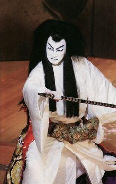 iseo58: Japanese classical theater, Kabuki 歌舞伎
