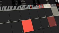 A detailed description of the Claydr iPad MIDI keyboard for Ableton Live. Including the automatic chords generator and 58 scales to choose.