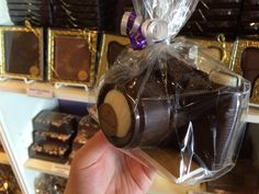 chocolate bar Houston