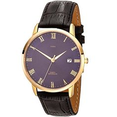Trends 2018, Watches, Amazon, Leather, Accessories, Fashion, Mens Jewellery, Leather Cord, Watch