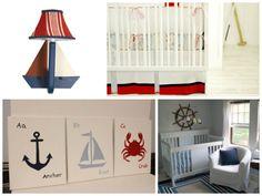 Nautical Inspiration for Boys Alphabet themed prints