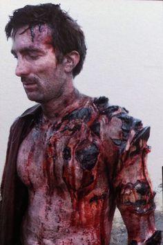 Collin Searls: District 9 Wikus Costume Part 1
