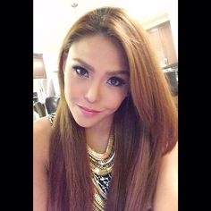 lovely face of Gretchen Fullido