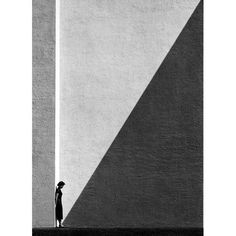 Fan Ho; 'Approaching Shadow', 1956/2012