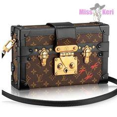 b81255254aac Клатч Louis Vuitton Petite Malle купить, цена, интернет-магазин, отзывы