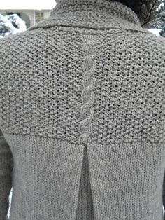 Ravelry: London Bridges Cardigan pattern by Nancy Eiseman