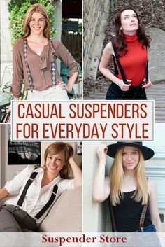 fcee30f8f54 Find the perfect pair of suspenders for everyday wear at SuspenderStore.  Check out our endless