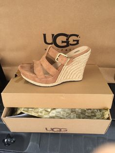 930296525f5d Used UGS sandals new for sale in Los Angeles. letgo