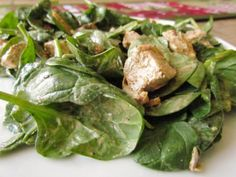 Satisfying a Guilty Pleasure - Blackened Chicken Salad