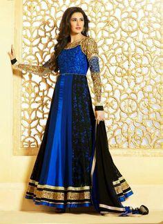 Stunning Photoshoot of Nargis Fakhri For Anarkali Outfit