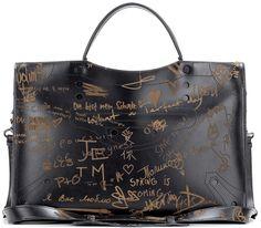 Balenciaga-Blackout-City-Printed-Bag