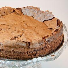 Craggy Chocolate Cake (Gluten free) Sweet Twist of Blogging