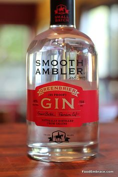 """This gin really sings. It's perfect."" Rated 91 by American Craft Spirits"