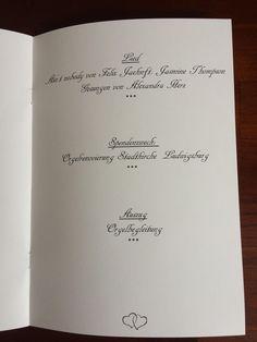 Kirchenblatt, Hochzeit, einzigartig, besonder, evangelisch, kirchliche Trauung, individuell, cremefarben, Druckerei, MediaPrint, Seite 7