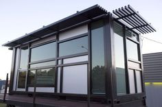 I really would like a shipping container home. There affordable, and sustainable.
