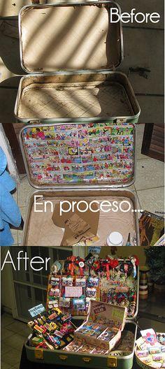 Idea For my shop stand.   By ara.vizcaino  Ara Vizcaino